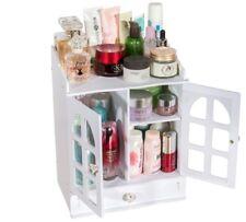 Makeup Organizer Drawer Vanity Cosmetics Plastic Holder Dressing Table Storage