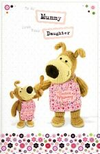 Boofle To Mummy From Daughter Mother's Day Card Cute Greeting Cards
