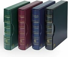 New ListingLighthouse Grande Classic Binder Banknotes Coins Album & Slipcase Large