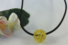 Modeschmuck-Halsketten aus Nylon mit Perle