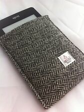Harris Tweed kindle or E-reader cover made in Scotland  gift