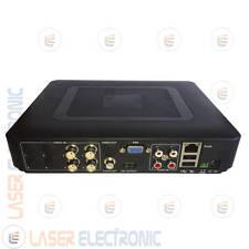 Mini DVR 4CH Canali KDM-5504Q AHD+Analogico Uscita VGA HDMI Visione Internet