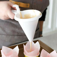 Pancake Cupcake Pastry Tools Baking Mold Cream Dispenser Batter Funnel