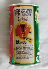 Vintage Atlanta Falcons Helmet Canada Dry Empty Soda Can