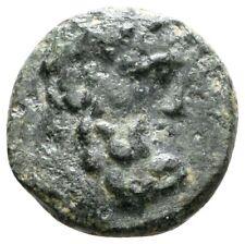 Koc Greek Coins.MYSIA, Astyra. Tissaphernes, circa 400-395 BC.Bronze,9mm,0,78g.