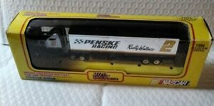 Racing Champions Deluxe 1:87 Scale Die-cast Cab And Trailer Rusty Wallace...