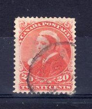 Canada 1893 20c FU CDS