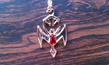 True Blood Lilith Pendant  Vampyre Ankh Blood Stone