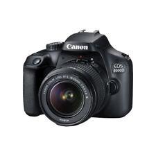 Canon EOS 4000D + EF-S 18-55mm DC III Fotocamera Reflex Nero 18Mpx
