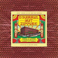 Squirrel Nut Zippers - Hot [New Vinyl] 180 Gram