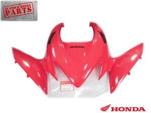 HONDA TRX700XX TRX 700 2008-2009 RED FRONT FENDER NOSE HOOD 61310-HP6-A00ZB OEM