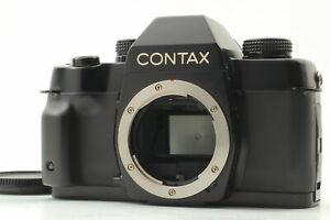 [Exc+5] Contax ST 35mm SLR Data Back Film Camera Body from JAPAN