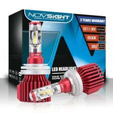 NOVSIGHT 10000LM H15 LED Headlight Light Bulbs Driving Lamp DRL Xenon White 60W