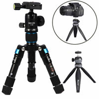 Mini Tripod Portable Folding Stand with Ball Head for Canon for Nikon Camera