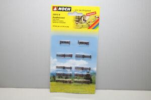 Noch 33010 Rundholzzaun N Gauge Boxed