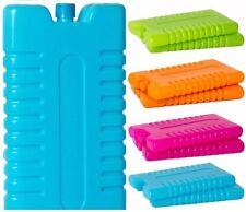 2 Pack Freezer Ice Blocks Travel cooler Bag Box Picnic Lunch Camping Reusable UK