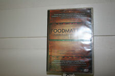 FOODMATTERS FOOD HEALTHY ORGANIC COMMERCIAL FOOD DOCUMENTRY DVD NEW & SEALED