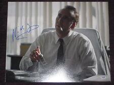 NICOLAS CAGE Signed 16 x 20 PHOTO with PSA COA
