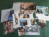 TED DANSON - FILM STAR- CLIPPINGS-CUTTINGS PACK