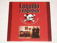 "LOQUILLO Y TROGLODITAS A GOLPES DE CORAZON 80´S SPANISH ROCK ""PROMO"" ISSUE 7"""