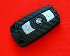 BMW X1 3 5 M e70 e71 Z4 E93 M3 330 GT F07 F10 clé decor key decor carbon optic