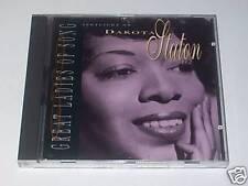 CD - DAKOTA STATON - SPOTLIGHT ON... - Capitol 1995