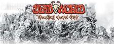 Deadworld Trading Cards ~ MINI-MASTER SET (Inserts + Base) & BINDER