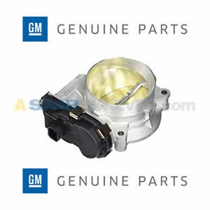 Throttle Body w/ TPS Sensor AC Delco 217-3151 NEW OEM GM 6.0 5.3 4.8 12629992