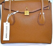 MICHAEL Michael KORS STUDIO Mercer Luggage Leather Large All In One Bag