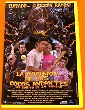 LA INVASION DE LOS COCOS ANDANTES / J.O.Romero / Chaparra entertainment