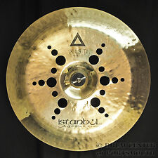 """Istanbul Agop Xist Ion China Cymbal 16"""" - VIDEO - XIONCH16"""