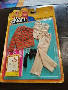 Vintage Ken Fashion Favorites #2799 Vest Dressed MOC