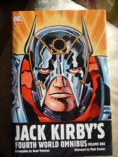 Jack Kirby's Fourth World Omnibus Volume One, with Dust Jacket. NEAR MINT!