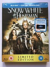 Snow White And The Huntsman (Blu-ray, Steelbook With Slip Case)