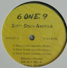 6 One 9 - Dirty South Amerika * Indie Hip Hop* Rar