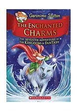 Geronimo Stilton and the Kingdom of Fantasy #7: The Enchanted C... Free Shipping