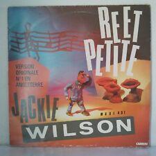 """Jackie Wilson – Reet Petite (Vinyl 12"""", Maxi 45 Tours)"""