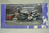 MINT BNIB Atlas Editions Superbikes Aprilia RSV 1000R in Factory Sealed Package