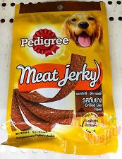 Brand Pedigree Meat Jerky Grilled Liver Flavor Dog Snack 8pcs Pet Food 80g