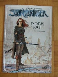Sturmbringer – Freydas Rache 1. Auflage 1990 - Das Fantasy Rollenspiel Laurin Ab