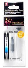 Sakura Koi Water Brush - Size #2 Round - Small with 4ml Water Tank