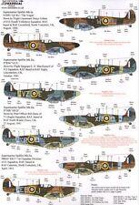 XTRADECAL 32054 Decalcomanie 1/32 MOTORE Supermarine Spitfire Mk. i/Mk. IIa PT 2 (4)