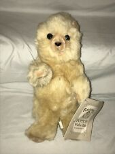 Folkmanis Folktails Bear Puppet 14� Tan Plush Puppets With A Tale W/ Tags Otter