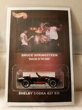 "Bruce Springsteen Custom""Dancing in the dark""  hotwheels"