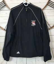 Westchester Highschool Comets Golf Jacket Adidas Climoproof Wind Jacket Size M