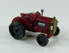 Traktor dunkelrot Roskopf 1:87 H0 ohne OVP [MB32-F1]