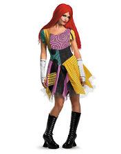 "Sexy Sally Womens Costume,Medium, (USA 8 - 10), BUST 35 - 37"", WAIST 27 - 29"""