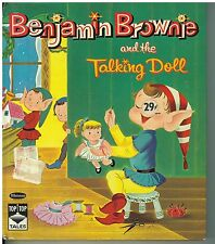 Benjamin Brownie and the Talking Doll Whitman Top Top Tales 1962