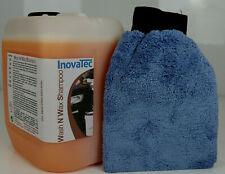 Aktion: 5 L Autoshampoo mit Waschwachs + Waschhandschuh  Autopflege  Autowäsche