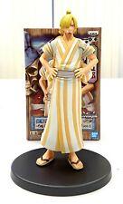 Banpresto One Piece Grandline Men Wanokuni Anime Figure Toy Doll Sanji BP81929